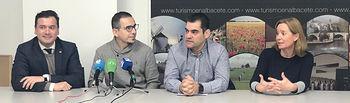 Presentación ganadores XIV Jornadas de la Tapa de Albacete.