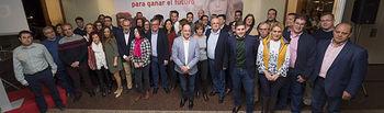 Presentación de la plataforma 'Albacete con Susana para ganar el futuro'