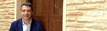 Esteban Paños, candidato a la Alcaldía de Toledo.