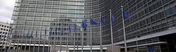 Edificio Berlamont, de la Comisión Europea.