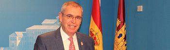 Vicente Aroca, portavoz de Bienestar Social del Grupo Parlamentario Popular en las Cortes Regionales.