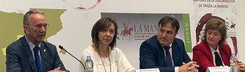 """Globalcaja, en los Premios """"Vino y Cultura 2019"""" de la DO La Mancha."""