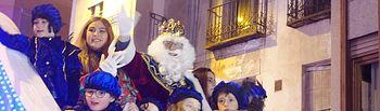 Cabalgata de Reyes de Cuenca.