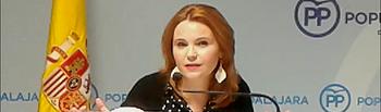 Marta Valdenebro.