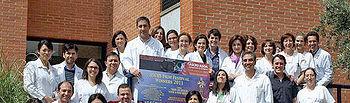 Profesionales del Servicio de Oftalmología del Hospital General