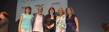 XVI Festival Internacional de Cine Social en el teatro de Rojas de Toledo.