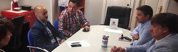 Reunión Cs Guadalajara con FCG Comercio Guadalajara