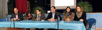El presidente de la Diputación clausura las VI Jornadas de la Almendra de Villalpardo