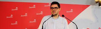 Sergio Sánchez, Secretario de Organización provincial