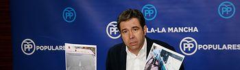 Lorenzo Robisco, diputado regional PP.