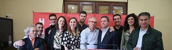 """El PSOE respalda la candidatura socialista de Ossa de Montiel y defiende que """"la única alternativa a la derecha en España es votar a Pedro Sánchez"""""""