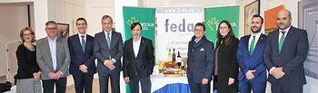 IX edición Mejor con Vino, organizada por FEDA.