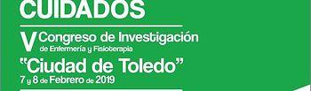 Cartel V Congreso Ciudad de Toledo.