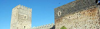 Castillo de Doña Berenguela o de Bolaños de Calatrava.