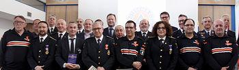 Protección Civil de Albacete celebra 32 años de servicio público y voluntariado.