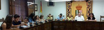 Pleno Infantil  Ciudad Amiga de la Infancia. El Casar, Junio 2017