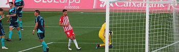 UD Almería - Albacete Balompié. Foto: Antonio Saiz