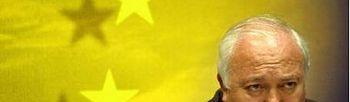 El ministro de Asuntos Exteriores español, Miguel Ángel Moratinos. EFE