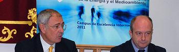 El rector señaló que el máximo incremento en alumnos de nuevo ingreso se ha producido en el Campus de Toledo.