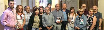 Inaugurada la IV Balconada en Almansa