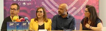 UNIDAS PODEMOS CLM presenta su programa electoral.