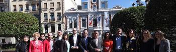 Candidatos del PSOE al Congreso y al Senado de la provincia de Albacete.
