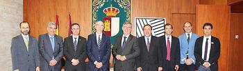 Marín reunión Patronato CI3. Foto: JCCM.