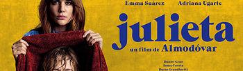 "Cartel de ""Julieta"", de Pedro Almodóvar"