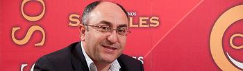 Florencio Rodríguez, presidente de la Asociación Interprofesional de la Carne de Caza.