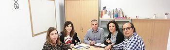 """El Programa """"Vínculos en acogimiento familiar"""" atiende actualmente a 24 menores y jóvenes en la provincia de Albacete."""