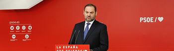 José Luis Ábalos, secretario de Organización del PSOE.
