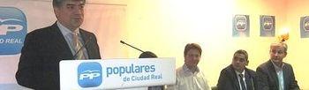 Carlos Cotillas en el Congreso de Villamayor de Calatrava