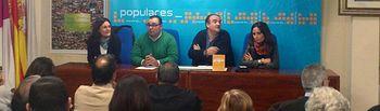 Acto Navidad PP-Villarrobledo