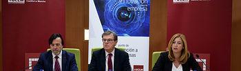 La UCLM inaugura su punto de atención a empresas, que forma parte de la colaboración con FEDA