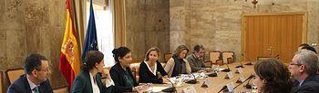 Consejo Rector Fondo Carbono. Foto: Ministerio de Agricultura, Alimentación y Medio Ambiente