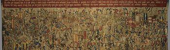 350 Aniversario de la llegada de los  tapices a Pastrana