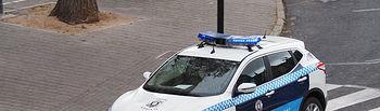 Policía Local de Albacete. Foto: Manuel Lozano Garcia / La Cerca