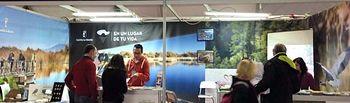 La Sierra del Segura se ha promocionado en la Feria Internacional de Turismo Ornitológico