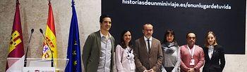 Villarrobledo participa en el proyecto de la JCCM 'Historias de un miniviaje', presentado en FITUR 2019.