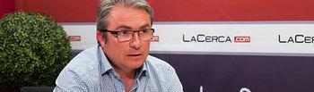 Leovigildo Blázquez, presidente de la Fundación del Consejo Regulador de la Indicación Geográfica Protegida Cordero Manchego.
