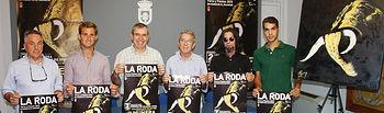 Presentación corrida mixta para las Fiestas Mayores de La Roda.
