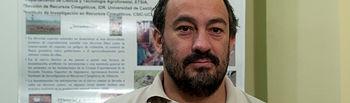 Julián Garde, director del Grupo de Biología de la Reproducción.