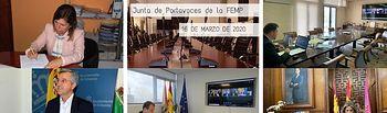 Junta de Portavoces FEMP.