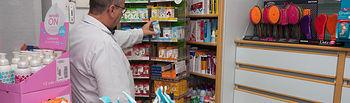 Farmacia de Eduardo Giménez.