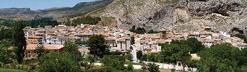 La localidad de Nerpio, en Albacete, constituye una de las muchas joyas del patrimonio natural de la provincia.