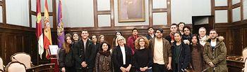 Alumnos Escuela Arte 'Elena de la Cruz' diseñarán la nueva imagen Diputación