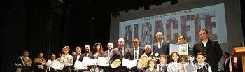 El presidente de la Diputación de Albacete reclama en Sevilla la continuidad del proyecto de la Autovía de Linares