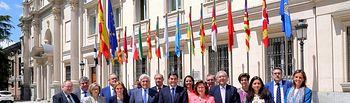 Echániz aprobación convenio sanitario con Madrid. Foto: JCCM.