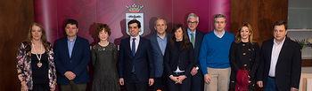 Javier Cuenca, alcalde de Albacete, hace balance del año 2016