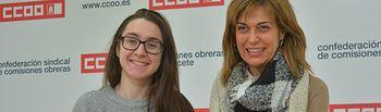 """Campaña promovida por Jóvenes CCOO """"La cuesta de enero nos dura hasta diciembre""""."""